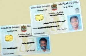 *  Image Credit: Arshad Ali/Gulf News     * By mid-2012, all expatriates will need an Emirates ID card for all RTA transactions.