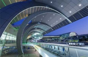 Dubai International is continuing its expansion with the opening of new terminals