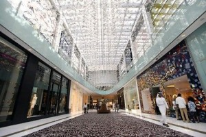 The Dubai Mall is set to get even bigger with expansion plans. REUTERS/Jumana El Heloueh