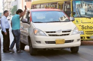 Image Credit: Javed Nawab/Gulf News     In case of a lost item in taxis, customers are urged to register a complaint through the call centre (8009090), DTC website (www.dubaitaxi.ae), or RTA website (www.rta.ae).