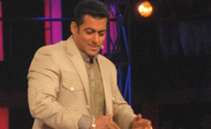 Bollywood actor Salman Khan on reality show 'Bigg Boss'. (SUPPLIED)