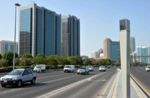 Image Credit: Courtesy: Abu Dhabi Police Forty infrared cameras are being installed at various intersections in Abu Dhabi in the first phase.