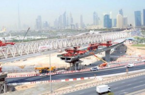 Image Credit: WAM The bridges intersect major roads such as Shaikh Zayed Road, Shaikh Rashid Road and Zabeel 2 Road, linking the Western Parallel Road with Shaikh Rashid Bin Saeed Road and Street 312 passing by the World Trade Centre.