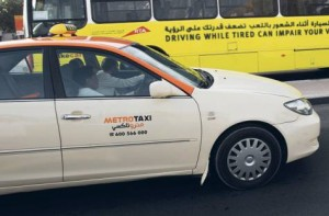 Image Credit: Xpress /File photo     4,897 offences were committed by dubai taxi drivers in the first six months of 2008