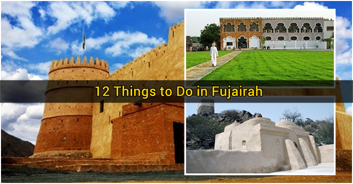 Places to Visit in Fujairah UAE Dubai OFW