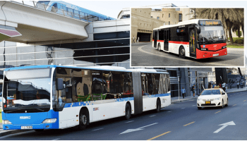 RTA Opens New Bus Route from Dubai to Sharjah via E311