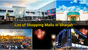 Dubai's Landmark Group to Open New Oasis Mall in Sharjah
