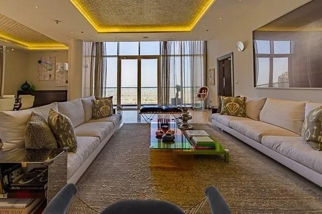 Tiara Residence Diamond Penthouse