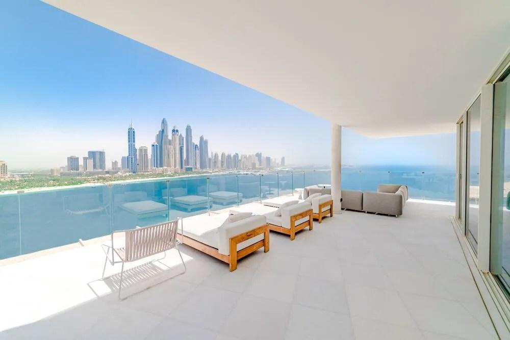FIVE Palm Jumeirah Duplex Penthouse