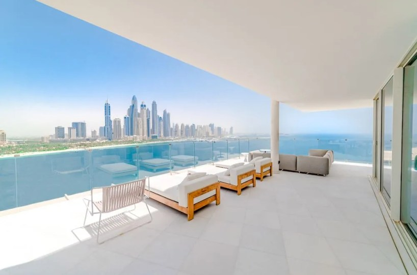 FIVE Palm Jumeirah Duplex Penthouse