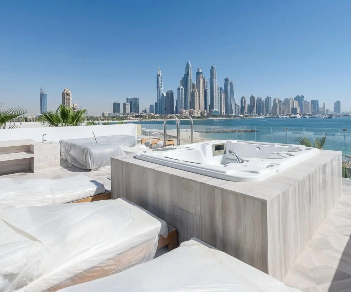 FIVE Palm Jumeirah Beach Villa
