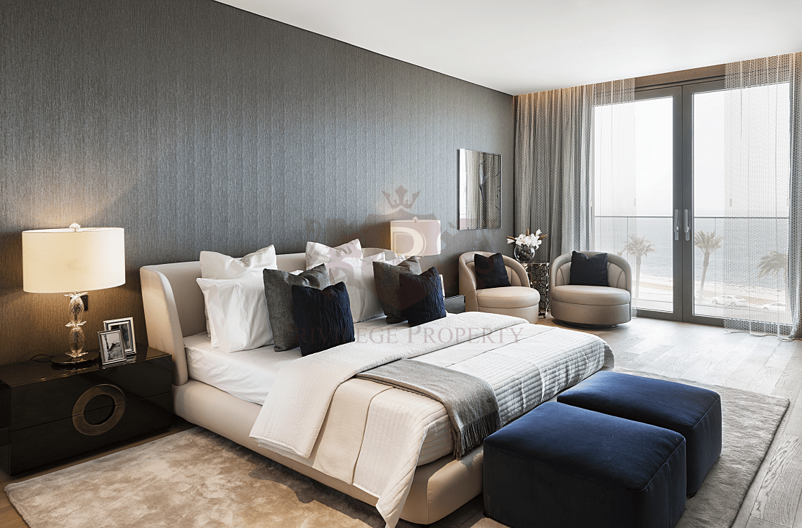 W Residence 4 Bedroom for sale on Dubai Palm Island