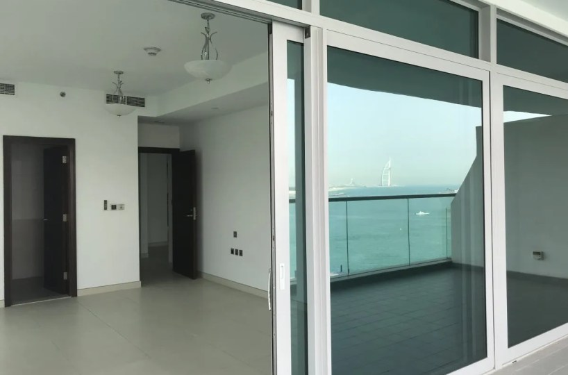2 Bedroom at Azure Residence