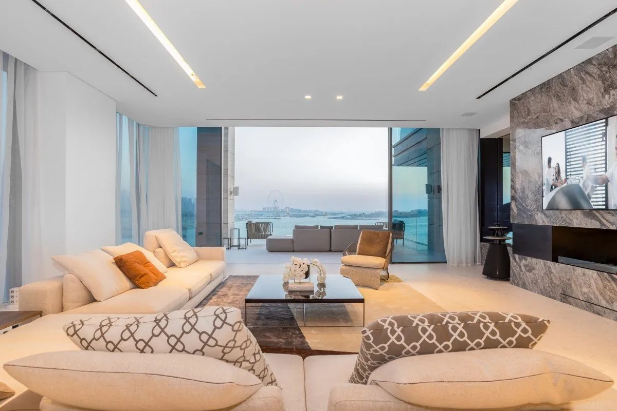 4 Bedroom at Palme Couture