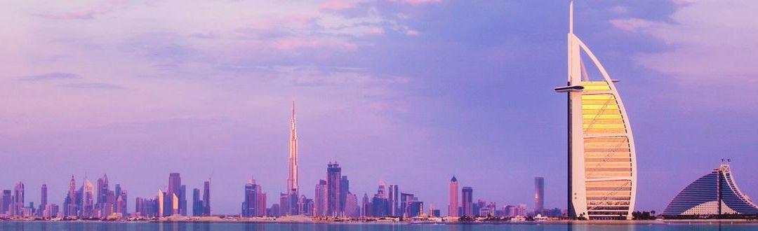 Kékbe borul a Burj al Arab