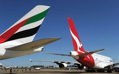 Emirates-Qantas együttműködés