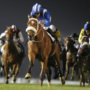 Meydan lóverseny Dubai