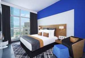 Tryp by Wyndham, Dubai, szoba