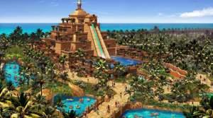 Atlantis Aquaventure vízi vidámpark