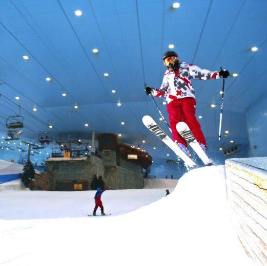 Ski dubai belépőjegy