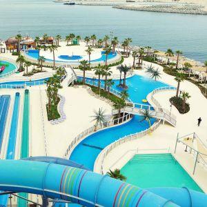 laguna vízipark Dubai