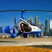 skyhub girocopter dubai
