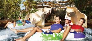 Wild Wadi vízi vidámpark élmény a javából az egész családnak