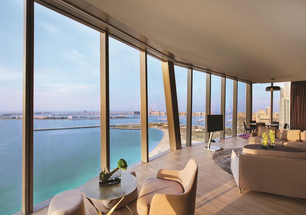 Rixos Premium JBR Dubai, lakosztály
