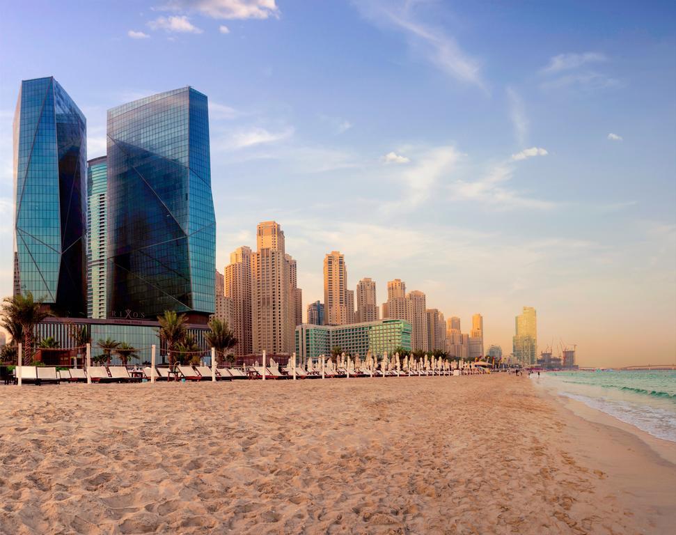 Rixos Premium JBR Dubai, saját strand