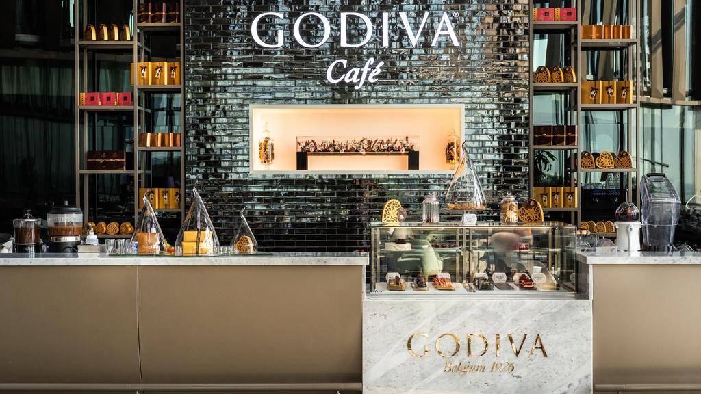 Rixos Premium JBR Dubai, Godiva café