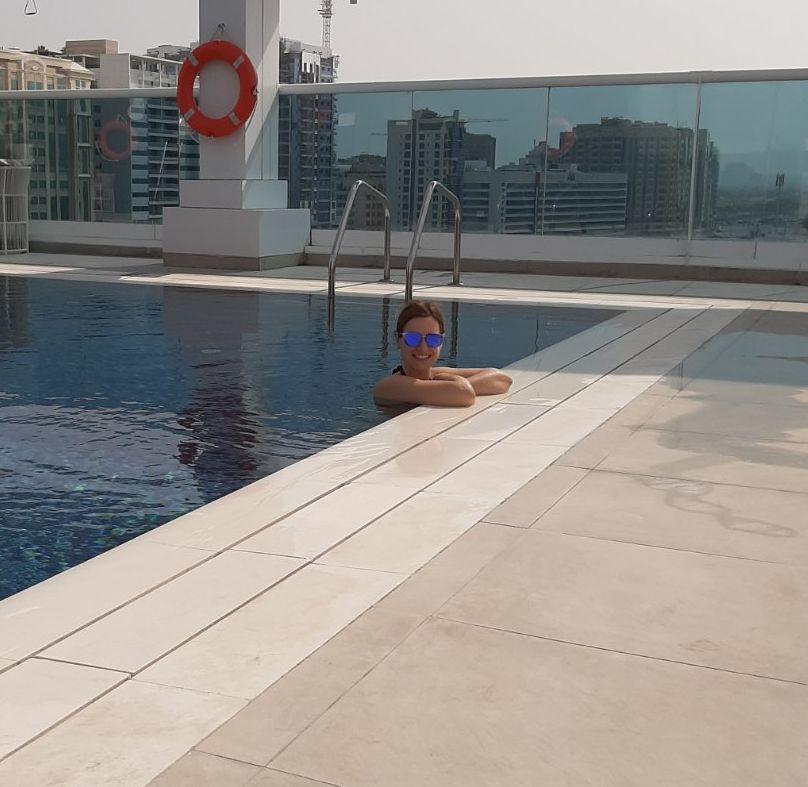 Courtyard by Marriott Dubai, Al Barsha, Bozsó Ivett ajánlás
