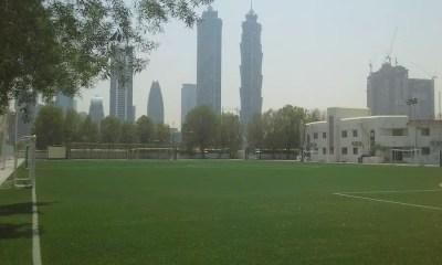 Scuola Calcio Dubai: la parola all'allenatore Fabio Benetti