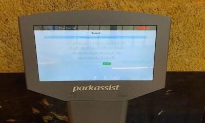 Parkassist: quando perdi l'auto nei mall