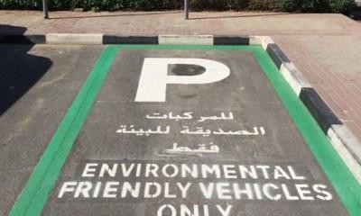 Ambiente: parcheggi gratis per i veicoli eco-sostenibili