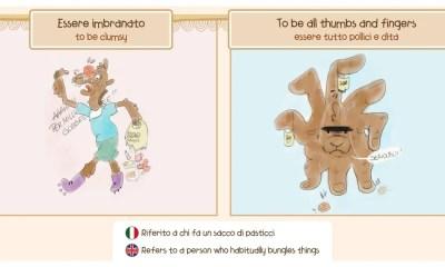 Le frasi idiomatiche di Ciro il Cammello