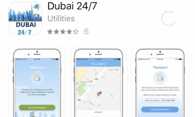 Dubai 24/7, l'App per segnalare le violazioni civiche