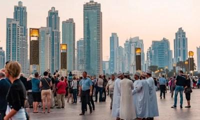 Dubai: quarta città più visitata al mondo nel 2018