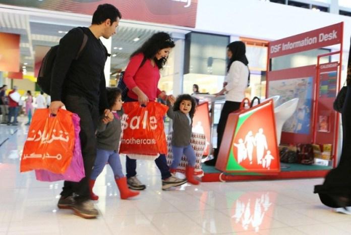 Dubai Shopping Festival Family