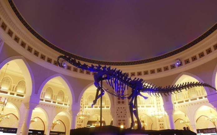 Dubai Dino Parks