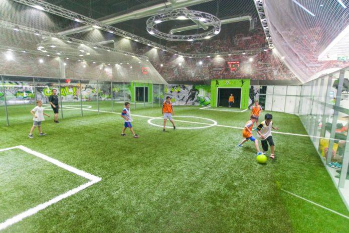 Goal, Dubai Mall