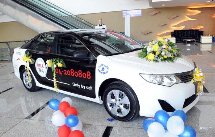 Hala Taxi