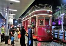 Dubai Trolley 2