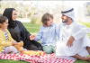 Emiratis and Expatriate Kids on Holiday