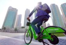 Dubai Careem Bike