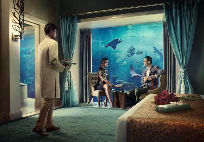 Atlantis Dubai Underwater Suite