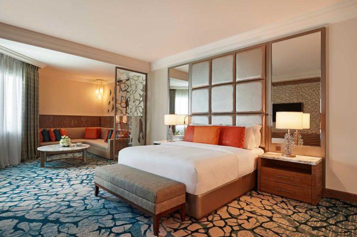 Atlantis Dubai Regal Suite Room