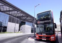 Dubai Bus new stations