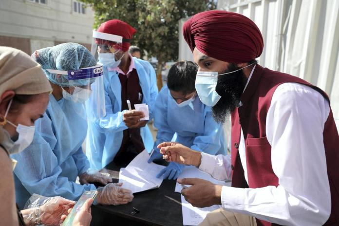 Sikh Temple in Dubai Used Covid-19 Vaccination
