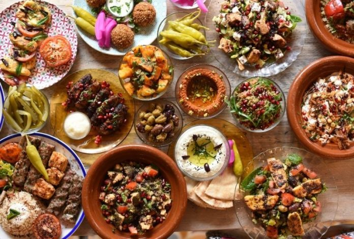 Lebanese Cuisnes in Dubai