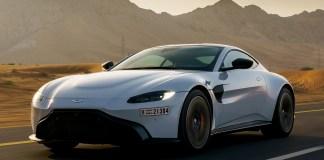 2019 Aston Martin - Dubai Supercar Road Trip